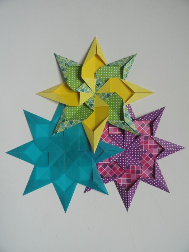 Estrelles de paper
