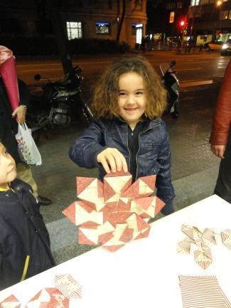 Taller d'estrelles a Vicenç Piera, Barcelona