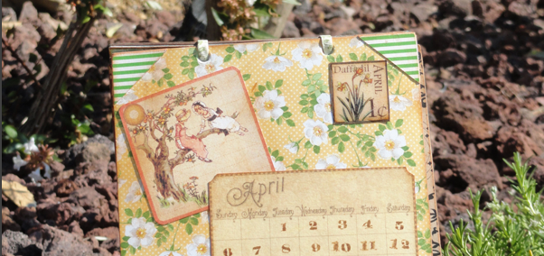 Scrapbooking: calendari 2014