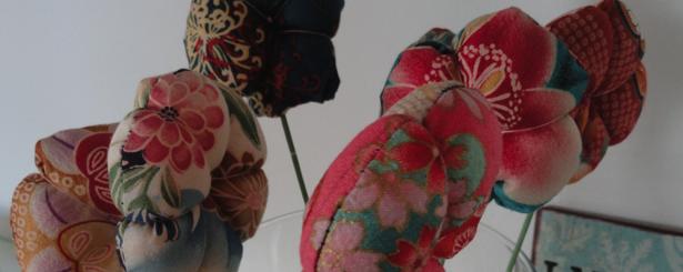 Flores decoratives i farmells