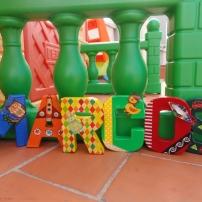 Lletres personalitzades infantils