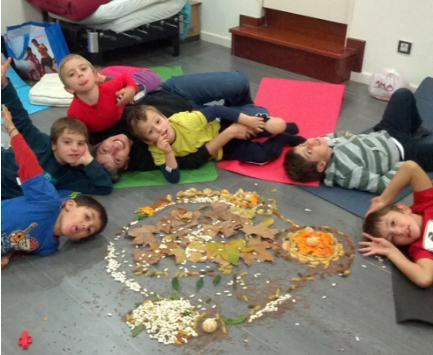 ioga per a nens 4 Racons