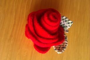 Fermall rosa Sant Jordi