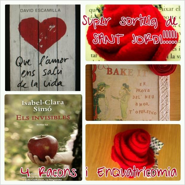 Super lot del Sorteig de Sant Jordi!!!