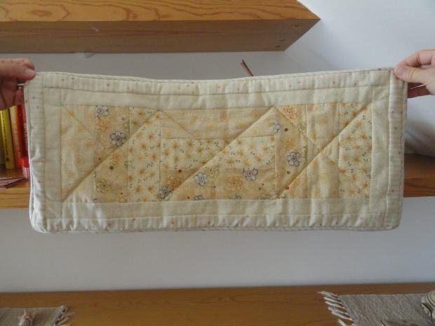 Camí de taula patchwork