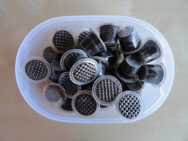 Càpsules de cafè Marcilla