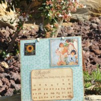 Calendaris Scrapbooking