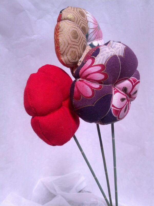 Flors de tela