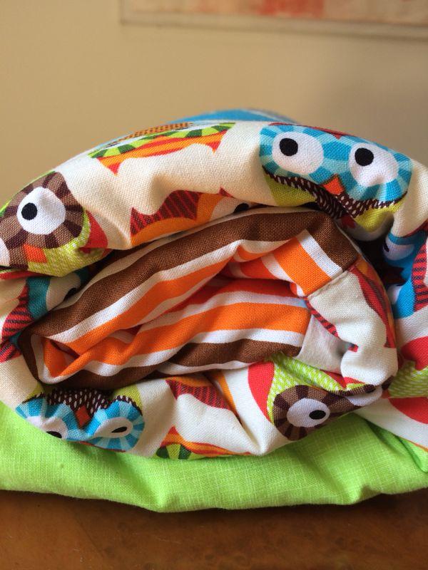 patchwork bebe nado