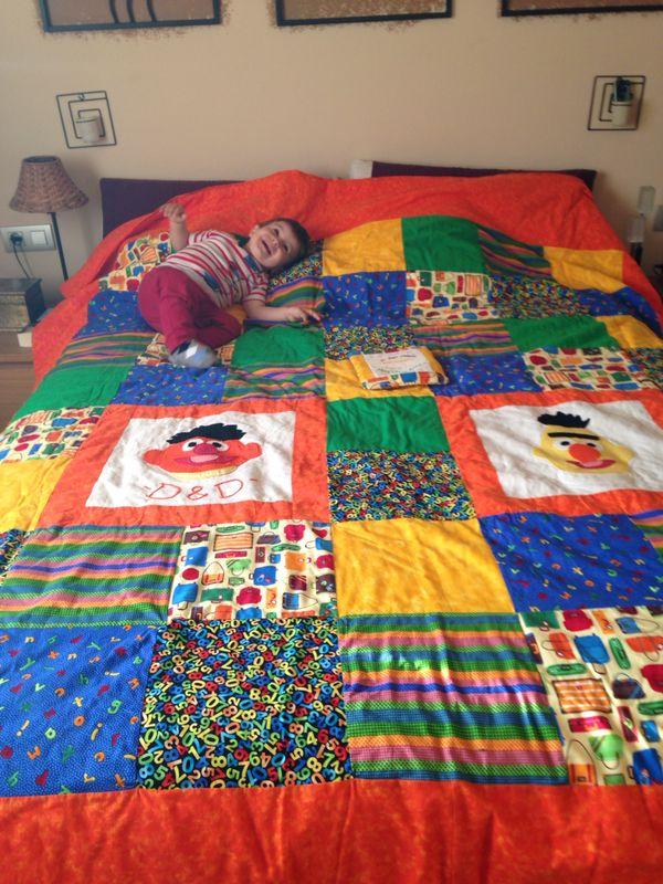El Pep i el patchwork