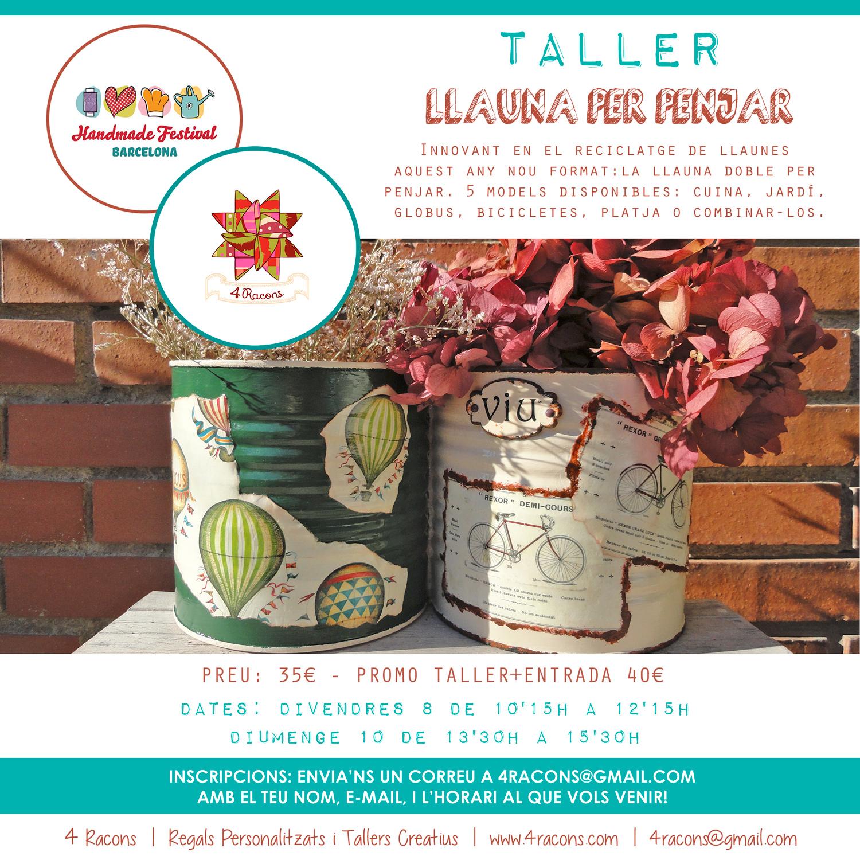 Taller-Llauna