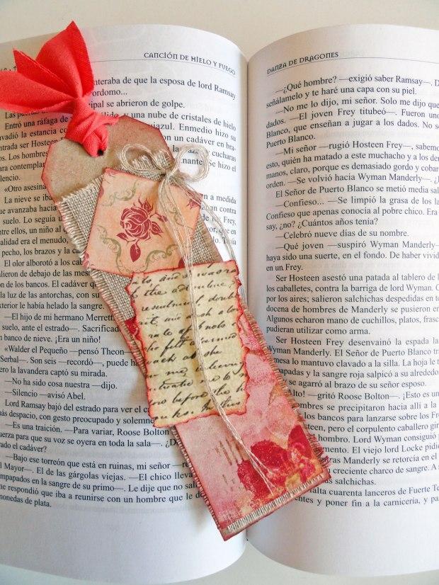 Sant Jordi Punt de llibre